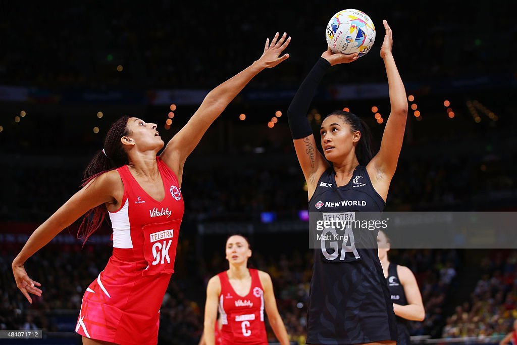 2015 Netball World Cup: Semi Final 1 - New Zealand v England