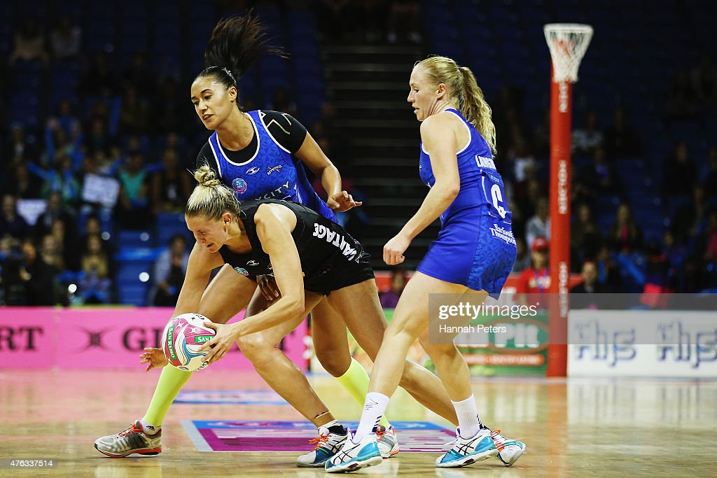 New Zealand ANZ Championship Final - Mystics v Magic