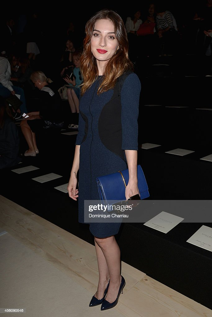 Nina Ricci : Front Row - Paris Fashion Week Womenswear Spring/Summer 2015