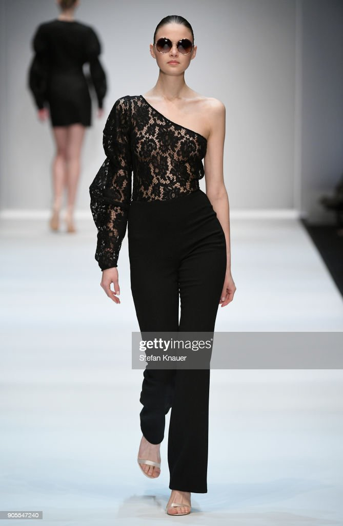 Ewa Herzog Show - MBFW Berlin January 2018