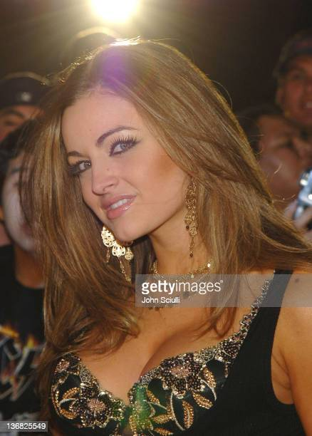 Maria WWE Raw Superstar Diva during 'See No Evil' Premiere Arrivals in Los Angeles California United States