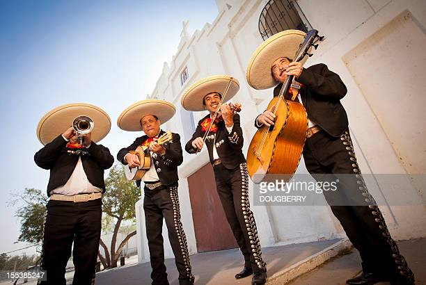 mariachi band - happy cinco de mayo stock pictures, royalty-free photos & images