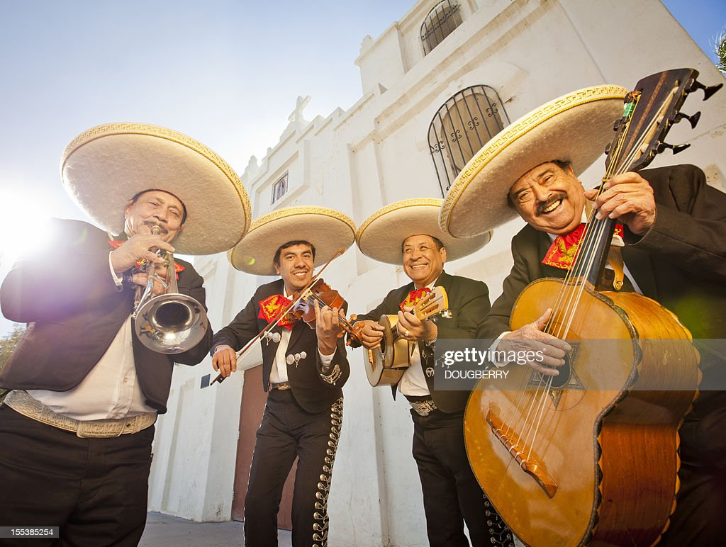 Mariachi Band : Stock Photo