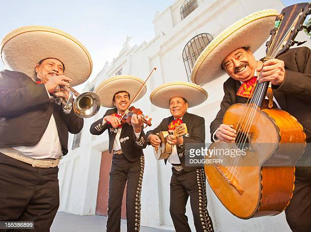 mariachi band - cinco de mayo stock pictures, royalty-free photos & images
