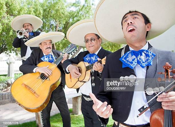 mariachi band - mariachi stock pictures, royalty-free photos & images