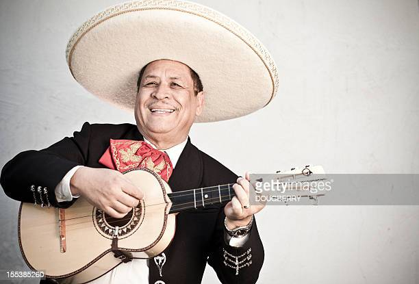 mariachi - plucking an instrument stock pictures, royalty-free photos & images