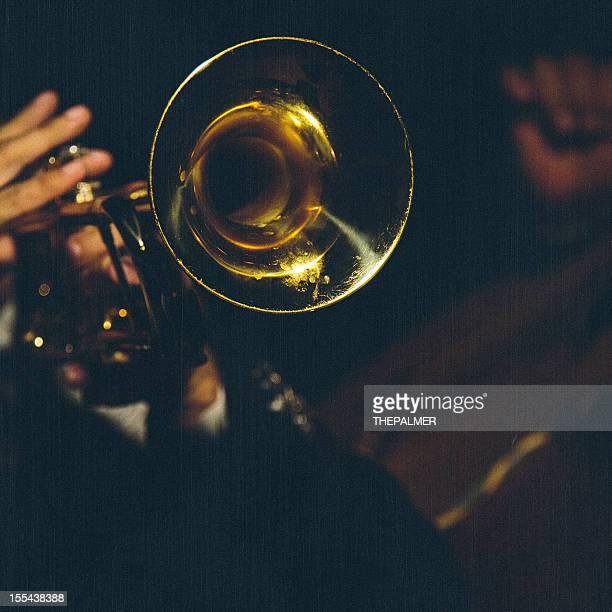 mariachi trumpet detail