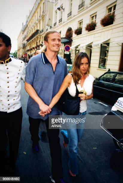 Mariage de Emmanuel Petit et Agathe de la Fontaine le 3 juillet 2000 à Paris France