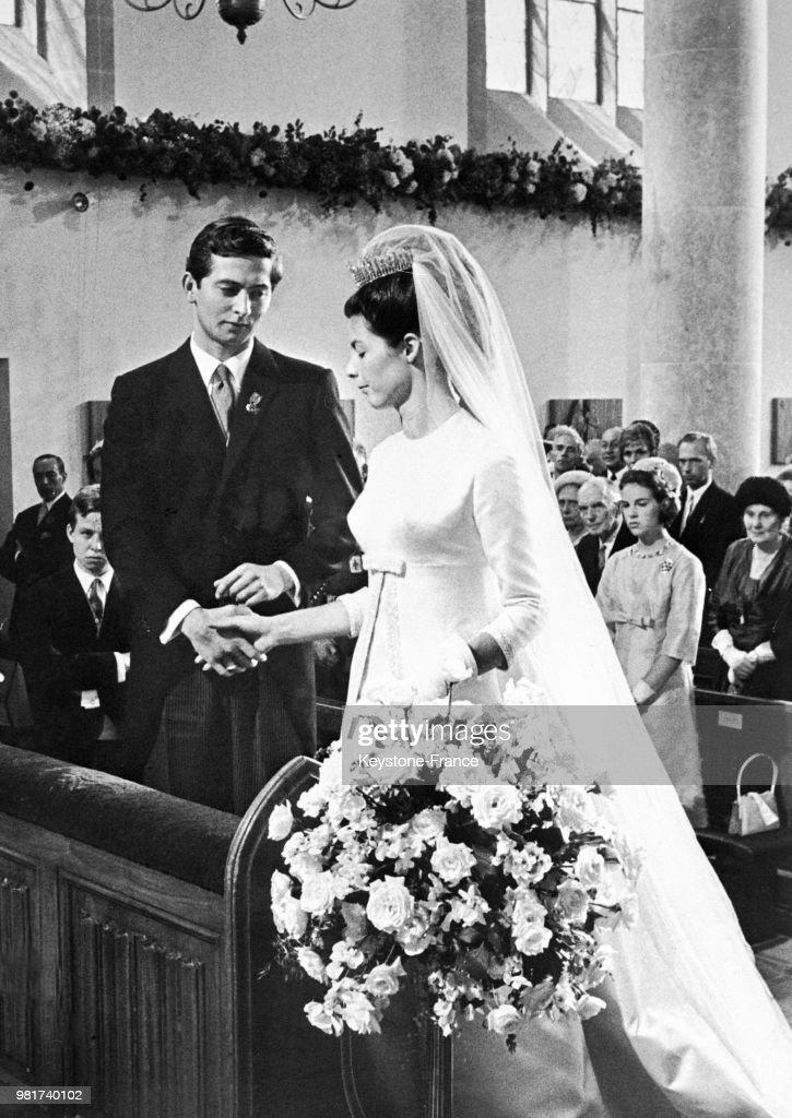 Mariage princier de Liechtenstein : News Photo