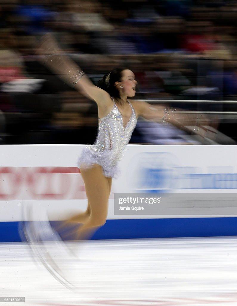 2017 U.S. Figure Skating Championships - Day 1
