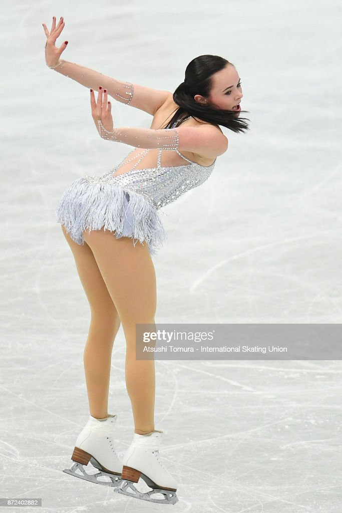 ISU Grand Prix of Figure Skating - Osaka
