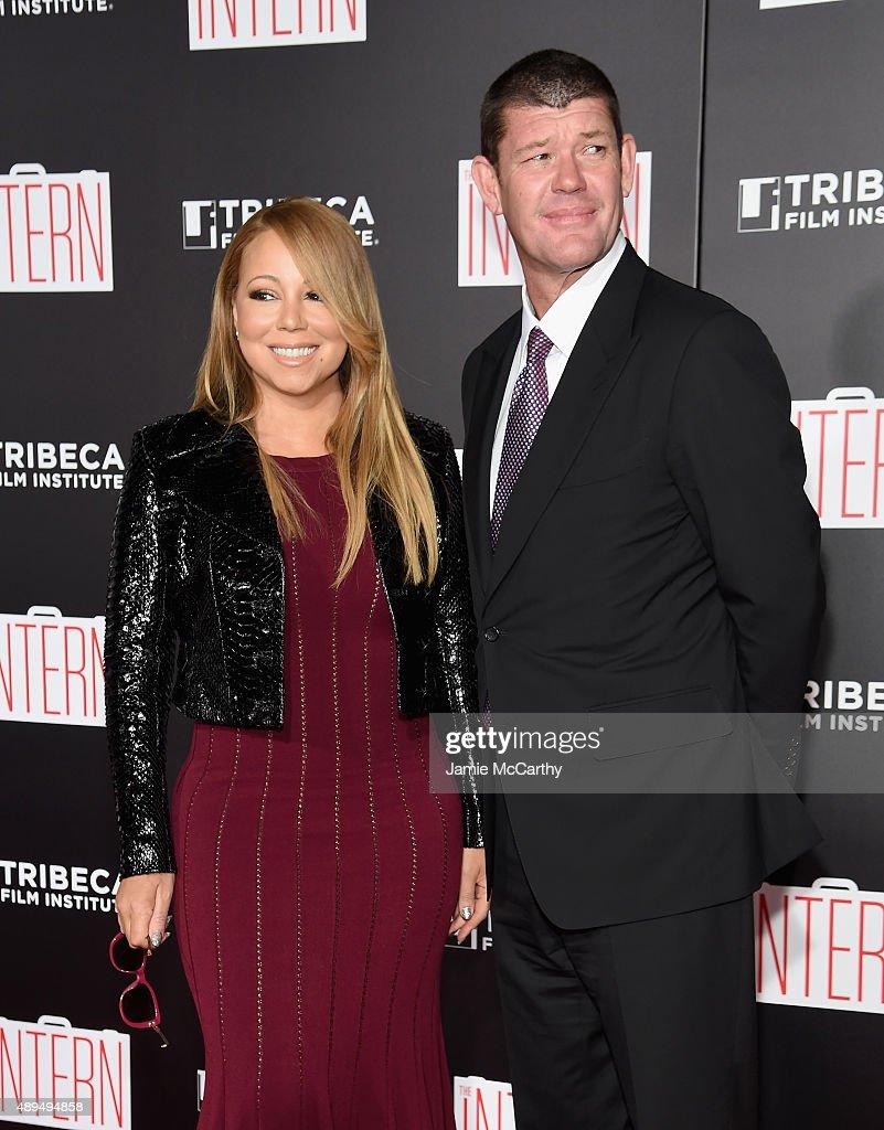 """The Intern"" New York Premiere : News Photo"