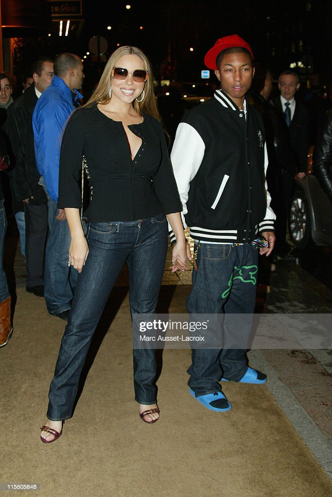 carey dating mariah pharrell