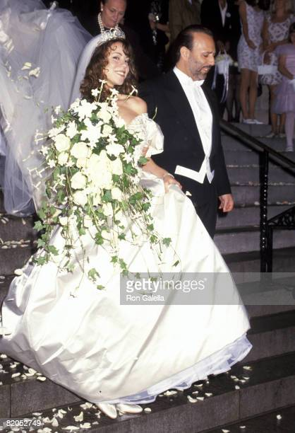 Mariah Carey and Tommy Mottola