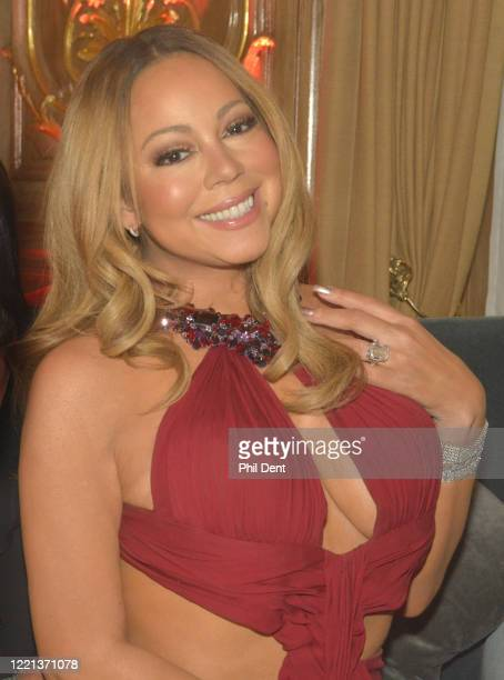 Mariah Carey at an event London 2016