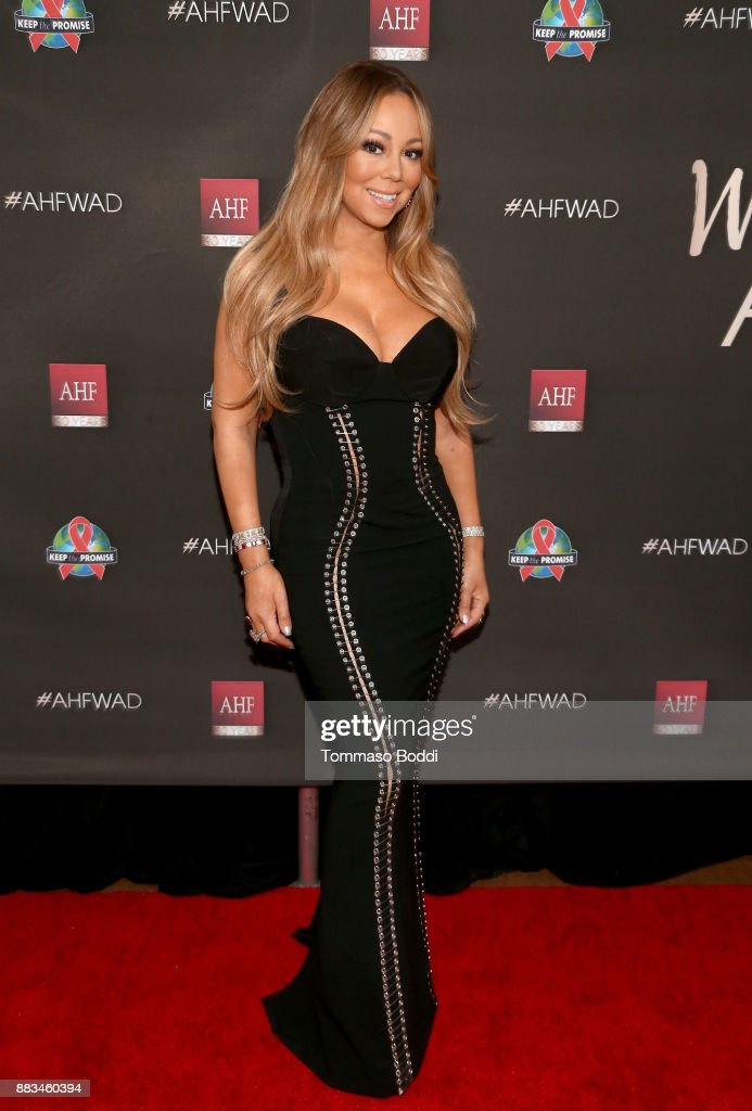 AHF World AIDS DAY Concert and 30th Anniversary Celebration: Featuring Mariah Carey, DJKhaled, Mario Lopez, Laverne Cox