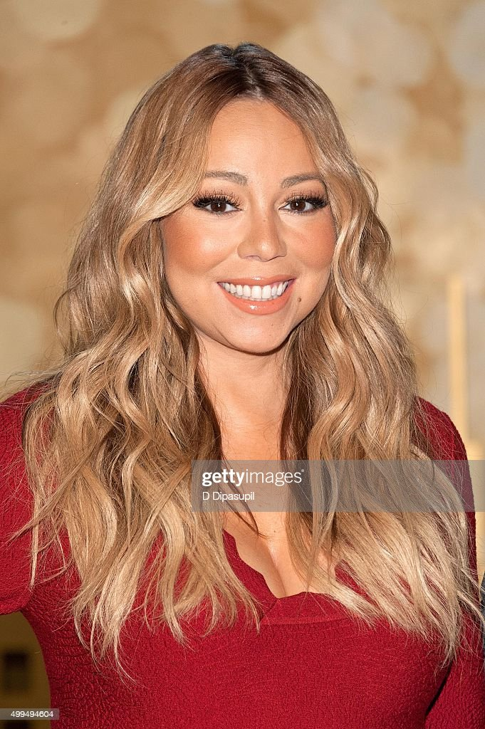 Mariah Carey For Pier 1 Launch : News Photo