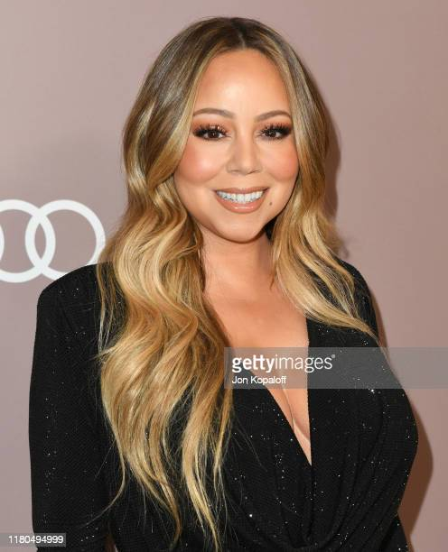 Mariah Carey attends Variety's 2019 Power Of Women: Los Angeles Presented By Lifetime at the Beverly Wilshire Four Seasons Hotel on October 11, 2019...