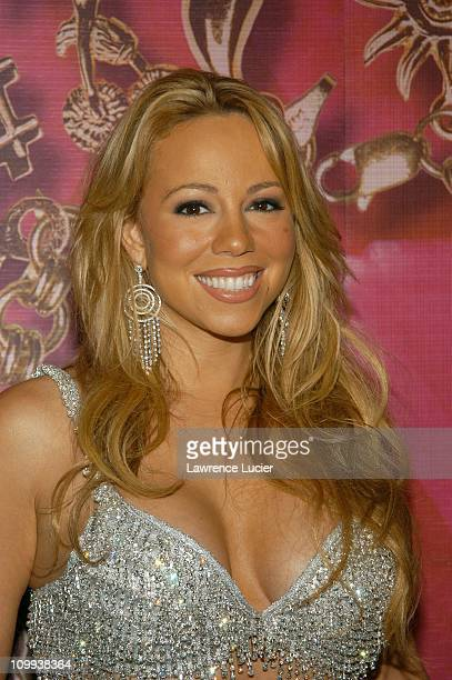 Mariah Carey during Mariah Carey Charm Bracelet After Party at Canal Room in New York City New York United States