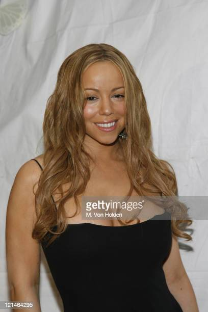 Mariah Carey during The Fresh Air Fund Annual Spring Gala at Tavern on the Green in New York NY United States