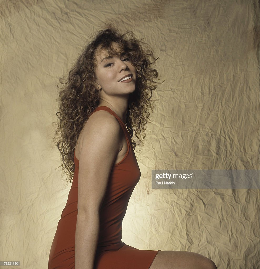 Mariah Carey on 2/3/92 in Chicago,Il.