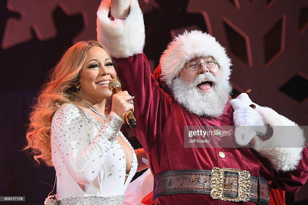 Mariah Carey at Beacon Theatre : News Photo