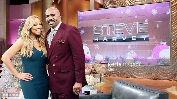 Mariah Carey Steve Harvey