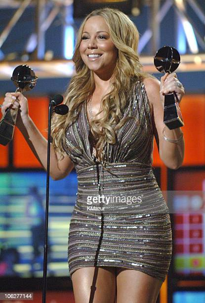 "Mariah Carey wins Hot 100 Song of the Year for ""We Belong Together"""