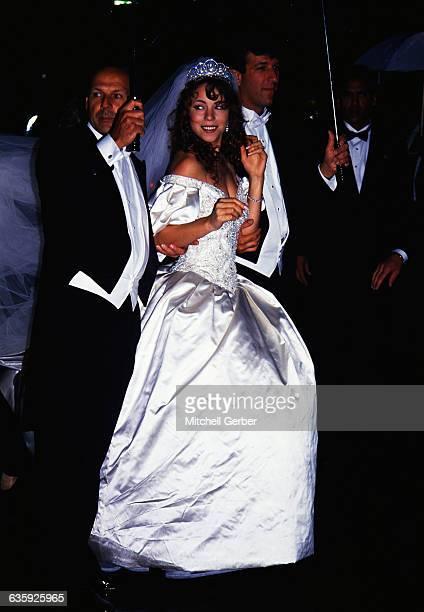 Tommy mottola/mariahCarey wedding