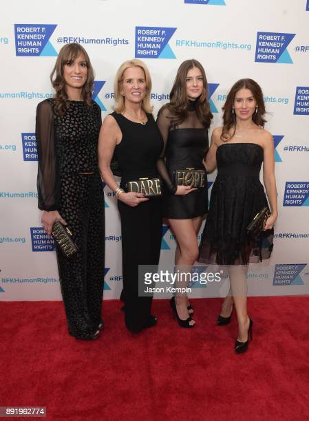 Mariah Kennedy Cuomo Kerry Kennedy Michaela Kennedy Cuomo and Hilaria Baldwin attend Robert F Kennedy Human Rights Hosts Annual Ripple Of Hope Awards...