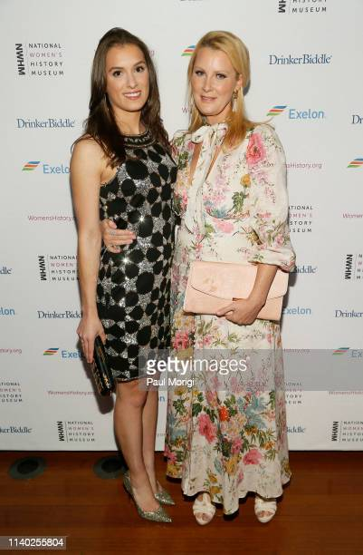 Mariah KennedyCuomo and Honoree Sandra Lee attend the National Women's History Museum's Women Making History Awards at Carnegie Institution for...