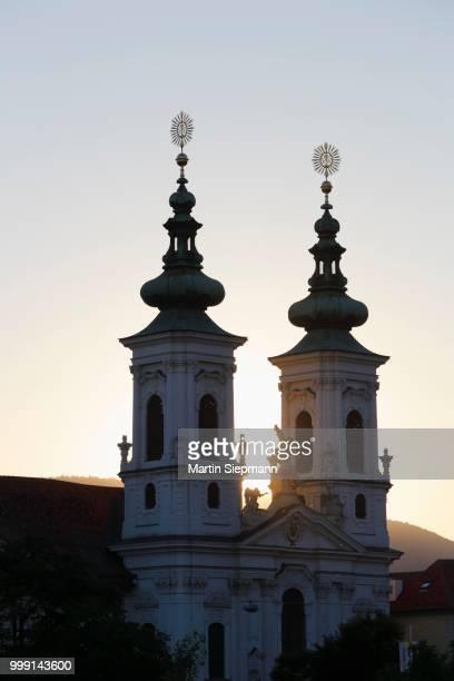 Mariahilf church, or Minorites Church, Graz, Styria, Austria