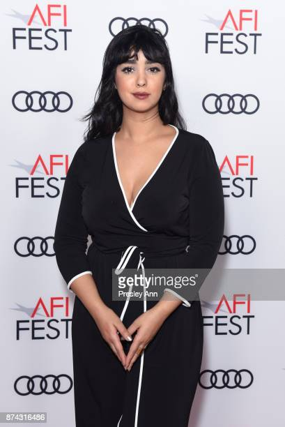 Mariam Al Ferjani attends Festival Filmmaker Photo Call at AFI FEST 2017 Presented By Audi at TCL Chinese 6 Theatres on November 14 2017 in Hollywood...