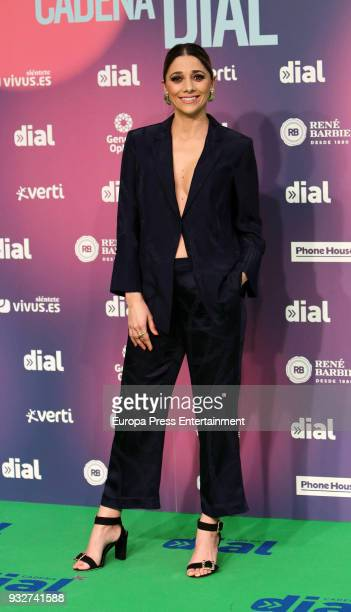 Mariam Hernandez attend the 'Cadena Dial' Awards 2018 red carpet on March 15 2018 in Tenerife Spain