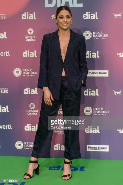 Mariam Hernandez attends 'Cadena Dial' Awards 2018 Red Carpet on March 15 2018 in Tenerife Spain