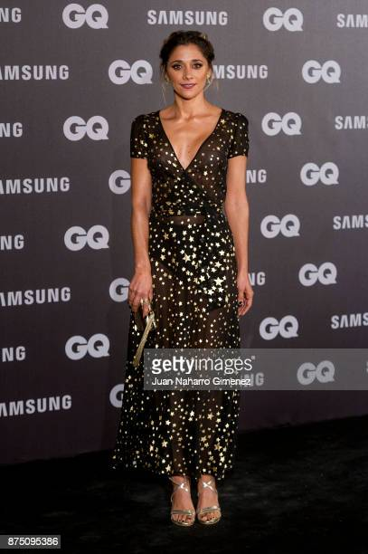 Mariam Hernandez attends 'GQ Men Of The Year' awards 2017 at The Westin Palace Hotel on November 16 2017 in Madrid Spain