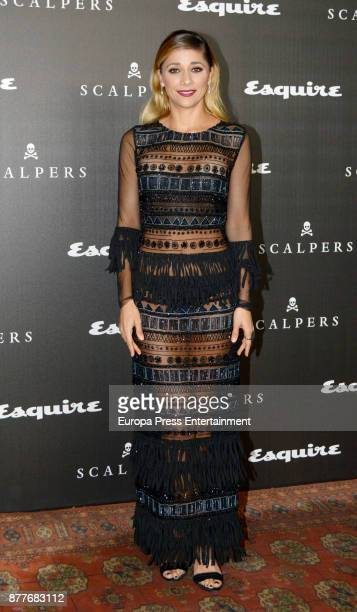 Mariam Hernandez attends the 10 Magnificent Fashion of the Decade Award by Esquire Scalpers at Santa Coloma Palace on November 22 2017 in Madrid Spain