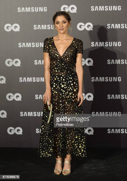 Mariam Hernandez attends the 2017 'GQ Men of the Year' awards at The Palace Hotel on November 16 2017 in Madrid Spain