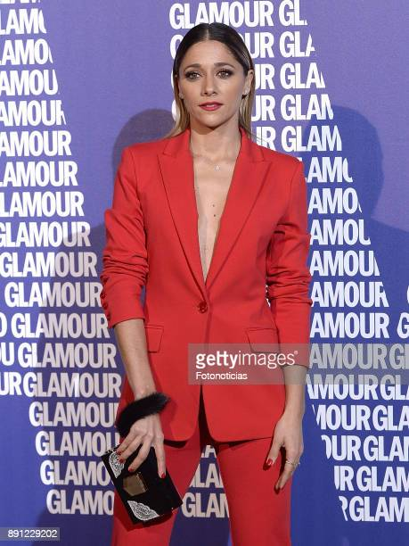 Mariam Hernandez attends the Glamour Magazine Awards and 15th anniversary dinner at The Ritz Hotel on December 12 2017 in Madrid Spain