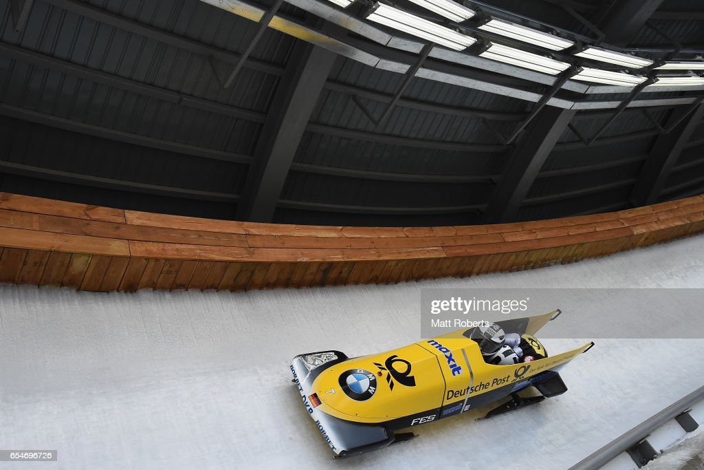 BMW IBSF World Cup Bob & Skeleton PyeongChang Presented by JIN AIR 2017 - Day 2