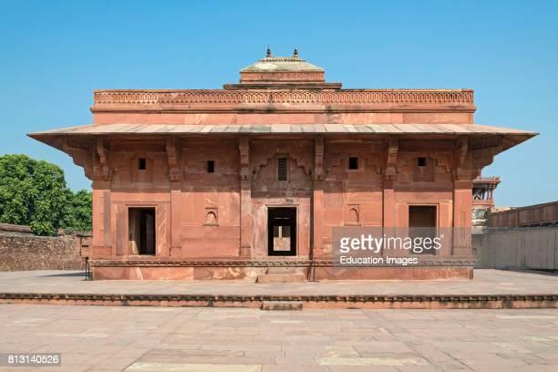 Mariam-uz-Zamani House, Fatehpur Sikri, India.