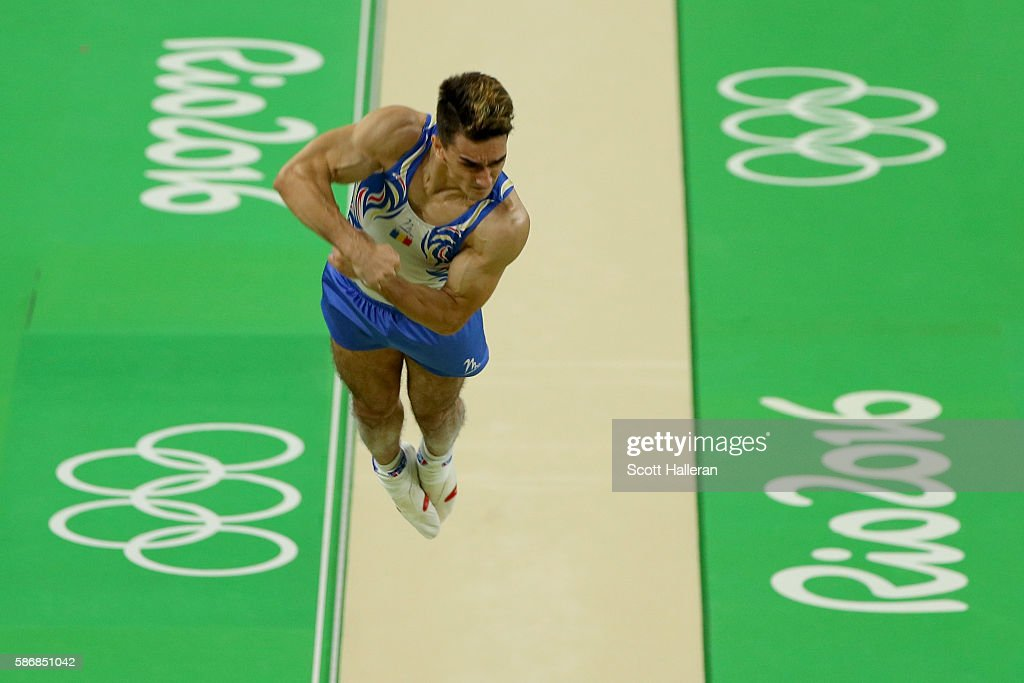Gymnastics - Artistic - Olympics: Day 1 : News Photo