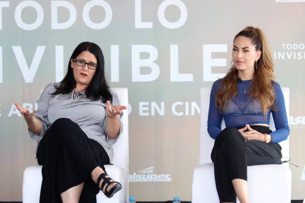 """MEX: """"Todo lo invisible"""" Press Conference"""