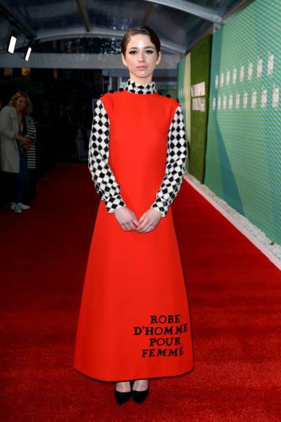 "GBR: ""EMA"" UK Premiere - 63rd BFI London Film Festival"