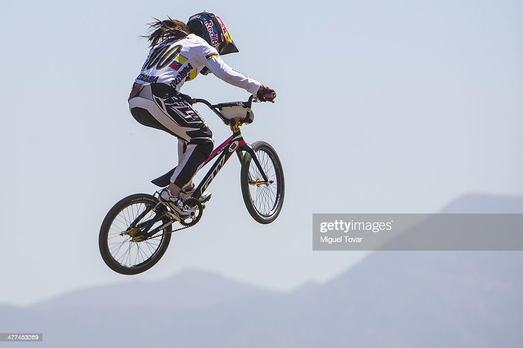 BMX - South American Games Day 3 : News Photo
