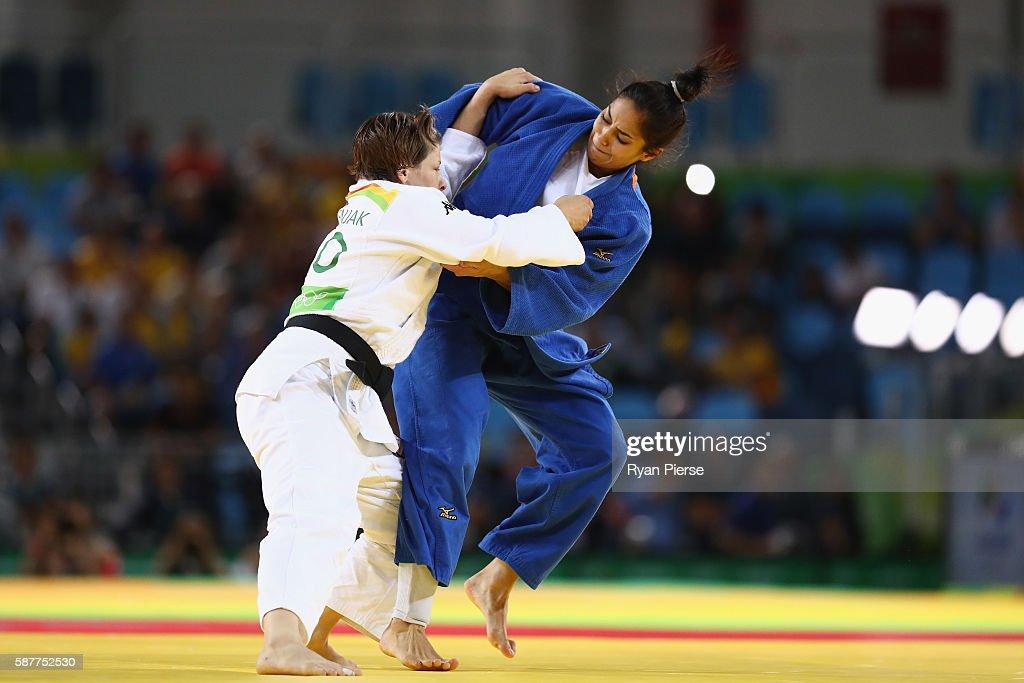 Judo - Olympics: Day 4 : News Photo