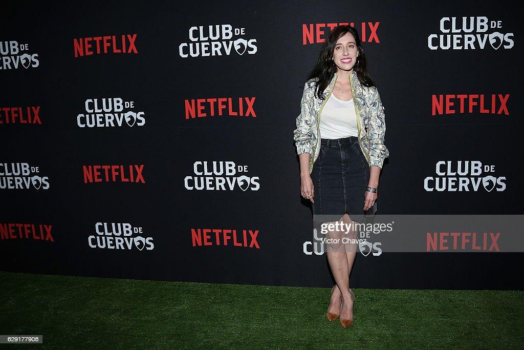 Netflix Club De Cuervos Season 2 Launch Party - Red Carpet