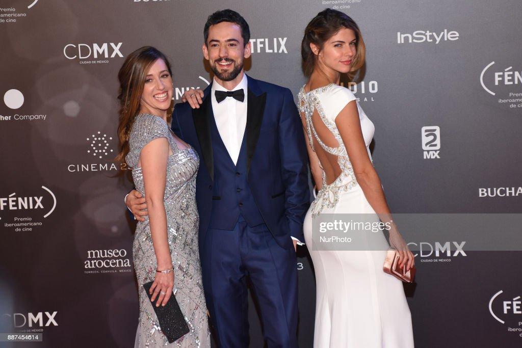 Fenix Film Awards Red Carpet in Mexico City