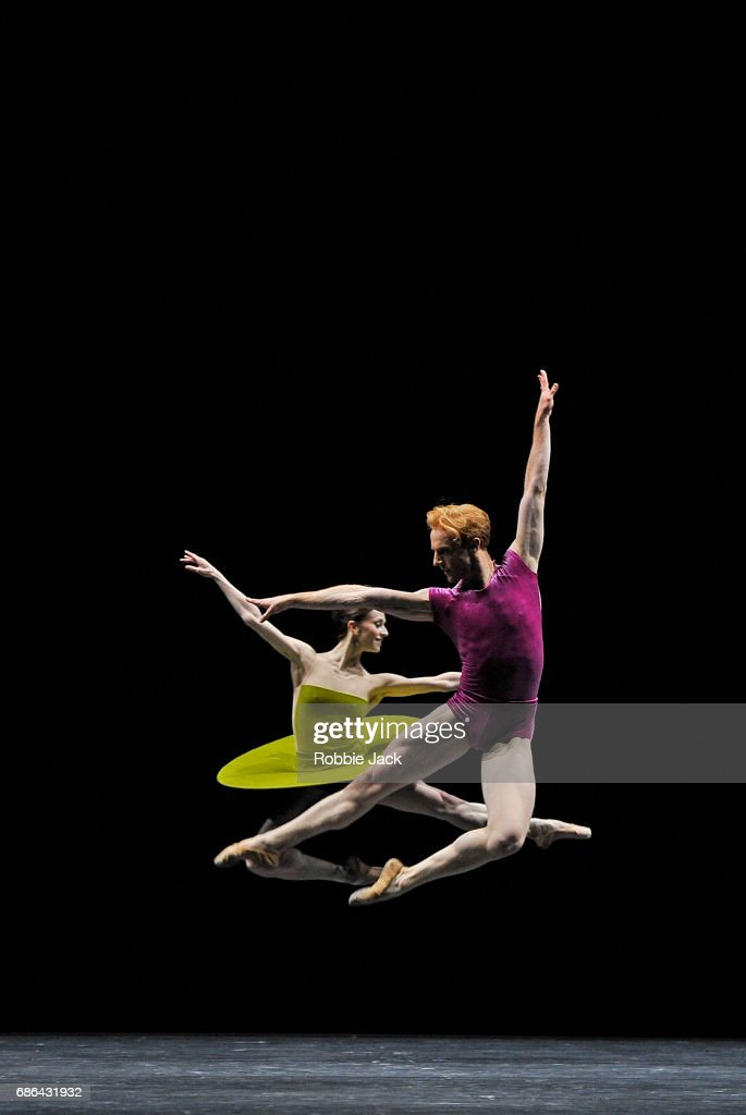 The Royal Ballet's Production Of William Forsythe's The Vertiginous Thrill Of Exactitude
