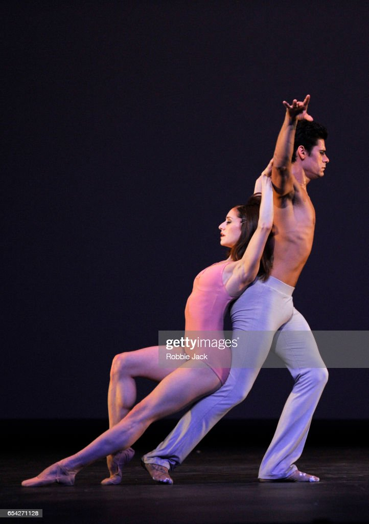 The Royal Ballet's Production Of Christopher Wheeldon's After The Rain